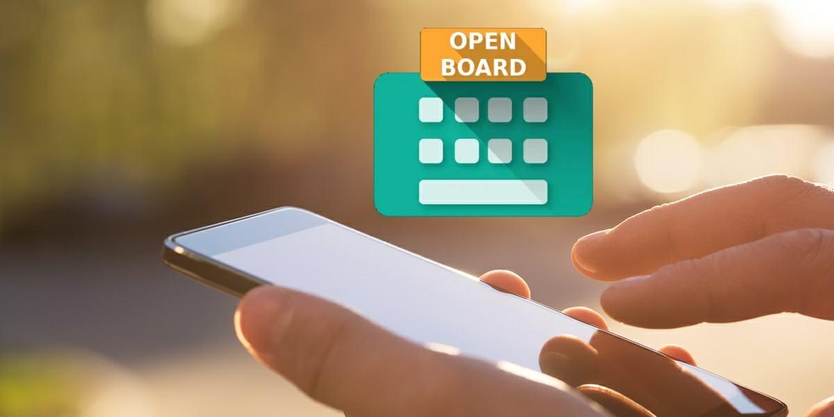 openboard alternativa libre teclado de google