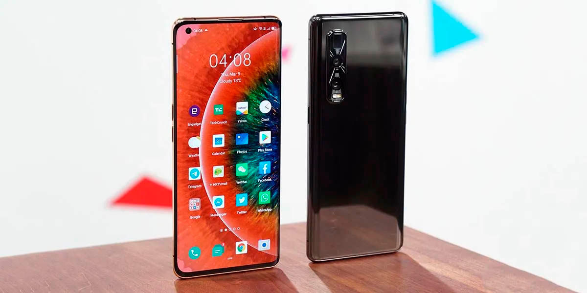 oppo find x2 pro el mejor móvil agosto 2020