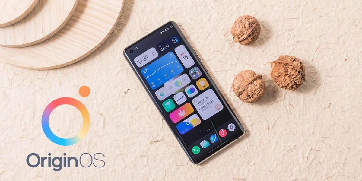 originos nueva capa android celulares vivo