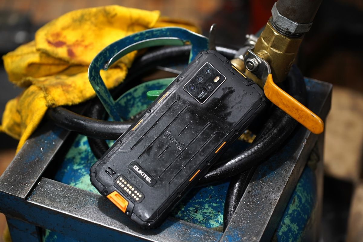 oukitel wp10 telefono rugerizado