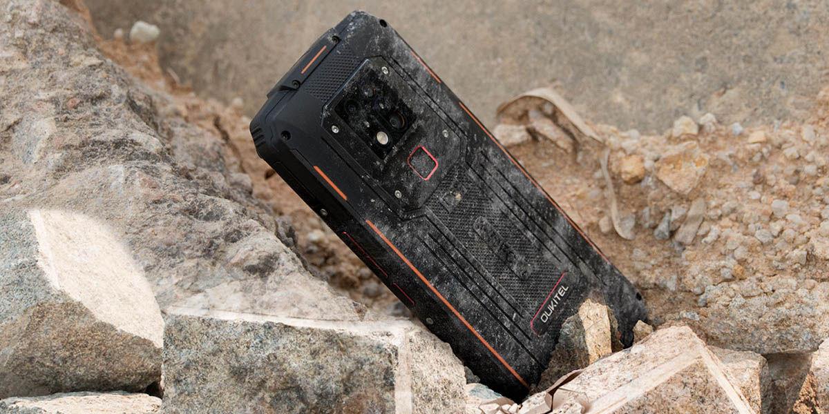 oukitel wp7 móvil resistente cámara nocturna
