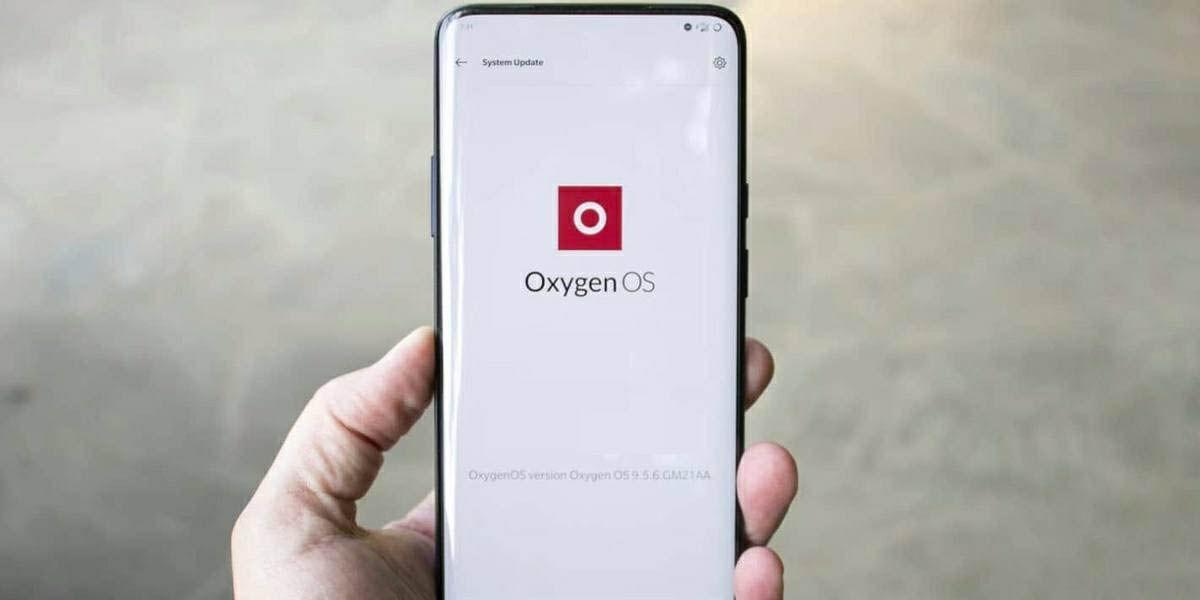 oxygenos y oneplus