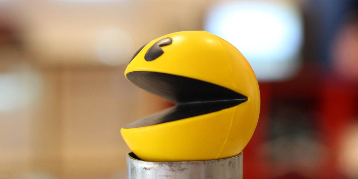 pac-man geo android