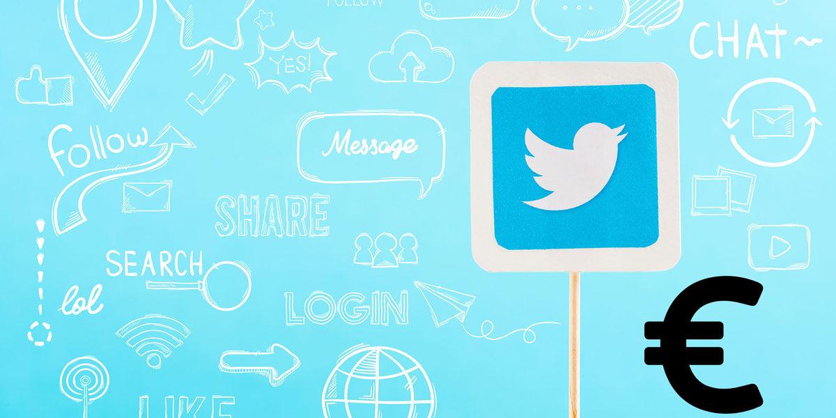 pagar suscripción a twitter blue