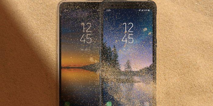 pantalla del Galaxy S8 Active se raya