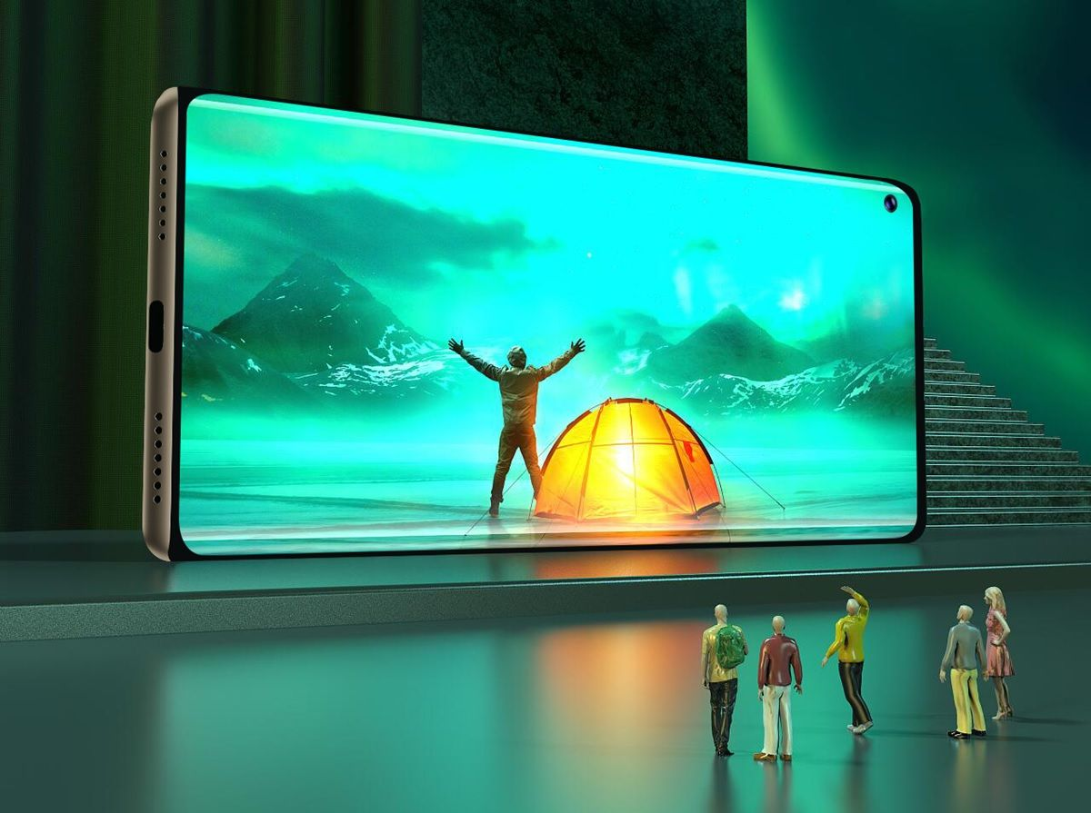 pantalla gigante del cubot max 3