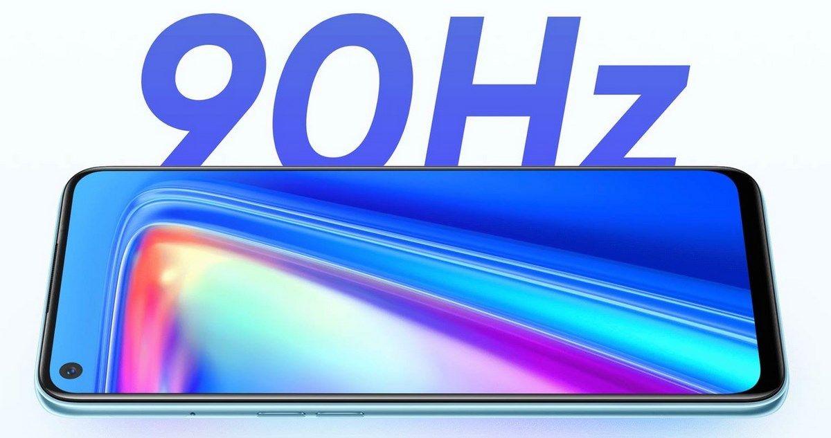pantalla realme 7