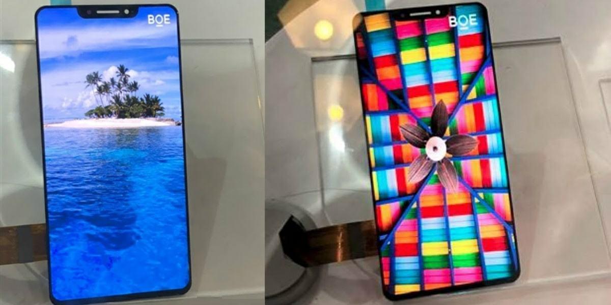 pantallas para smartphones de boe