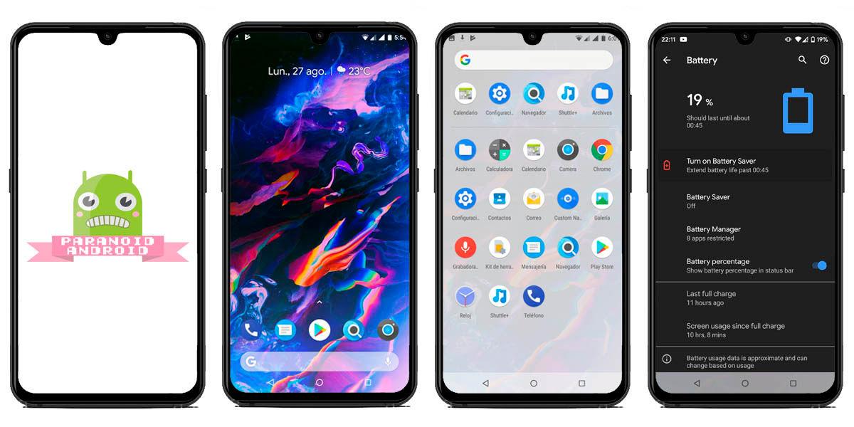 paranoid android la custom rom más personalizable para xiaomi