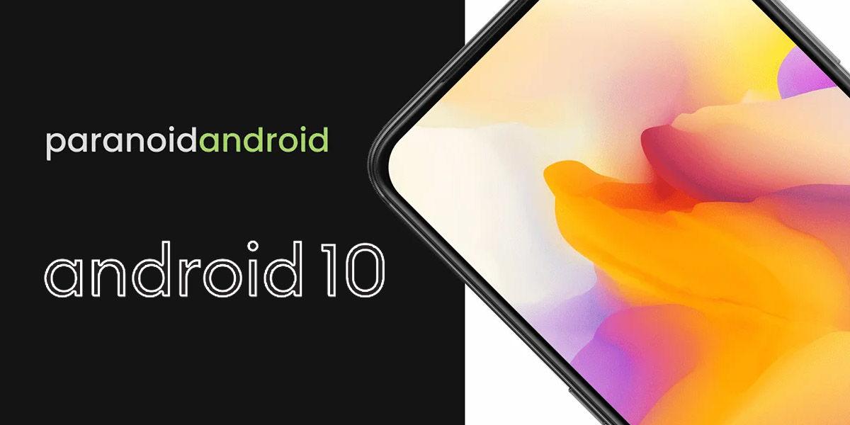 paranoid quartz android 10 caracteristicas moviles compatibles