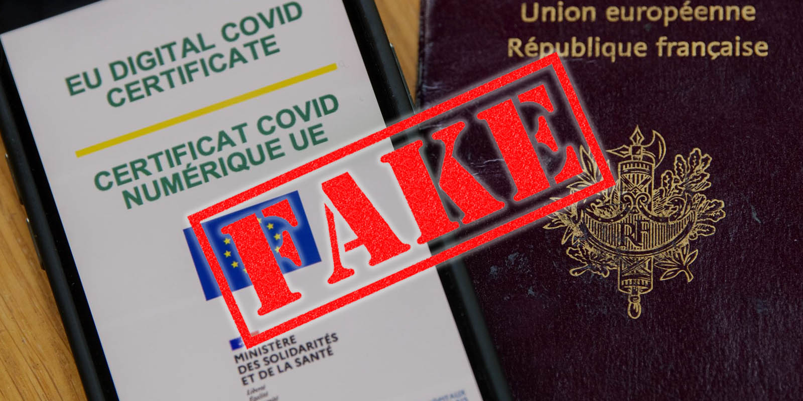 pasaportes covid falsos dark web