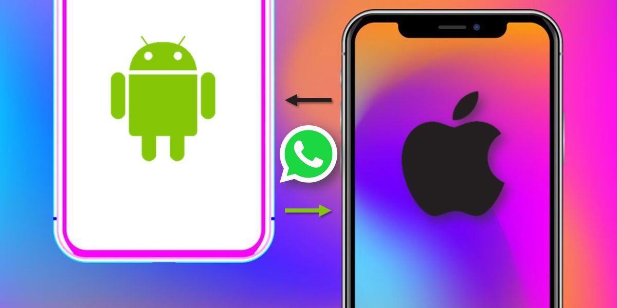 pasar whatsapp de android a iphone