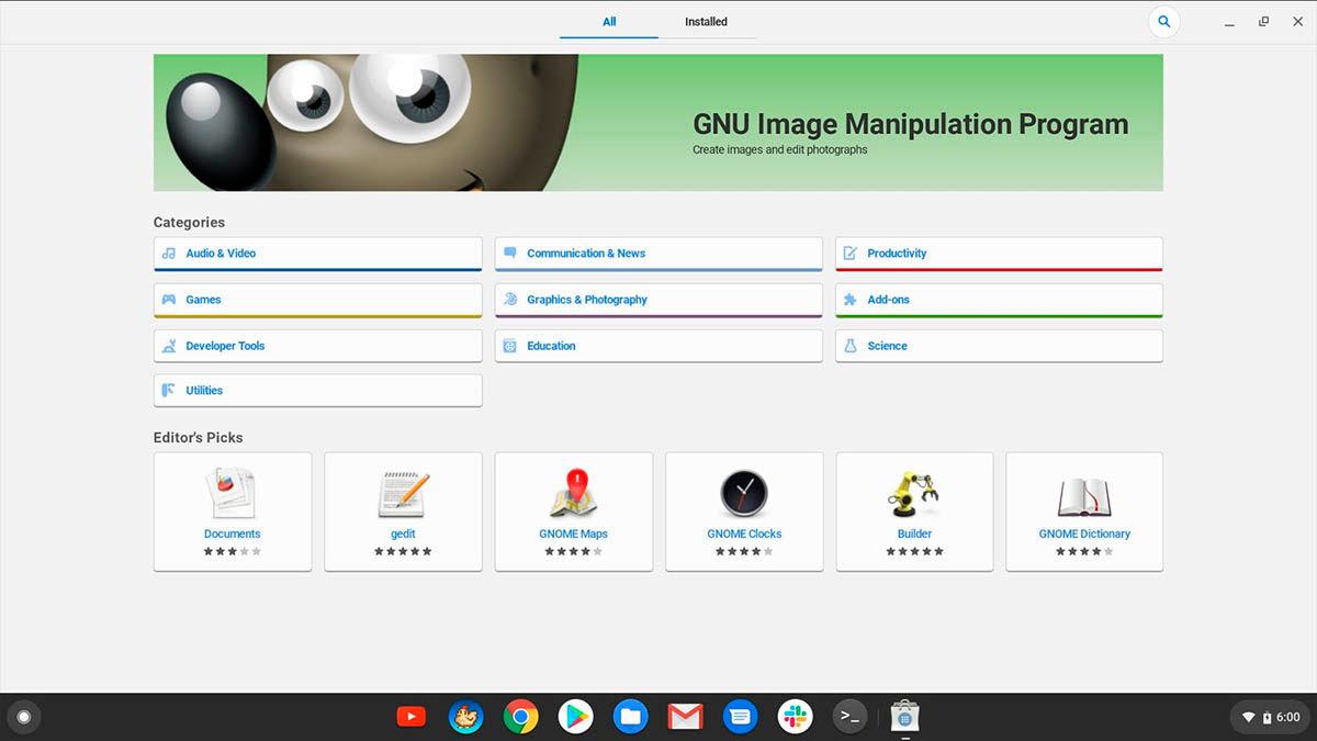 pasos instalar Linux en Chromebook 6