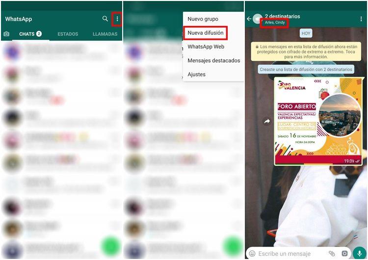 pasos para descubrir quien tiene tu numero whatsapp 1