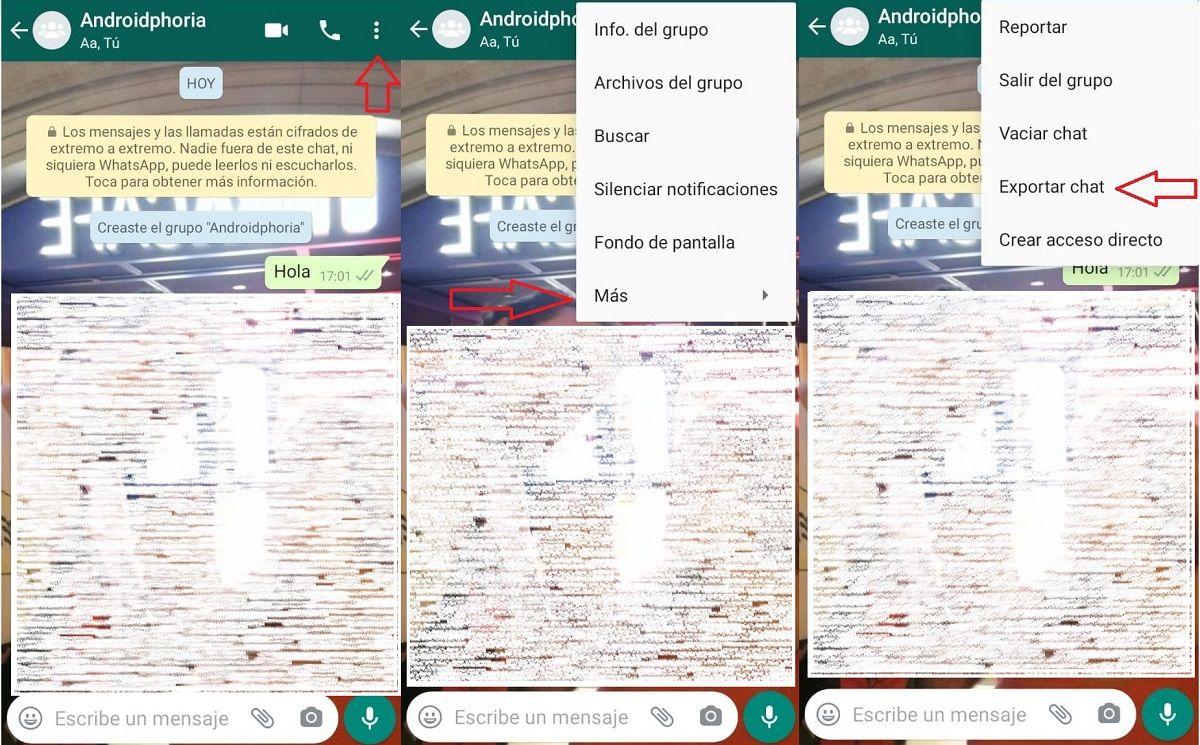 pasos whatsapp a telegram
