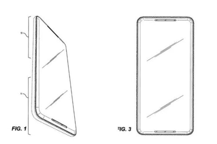 patente google pixel 4