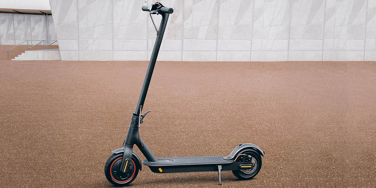 patinete eléctrico xiaomi mi scooter pro 2