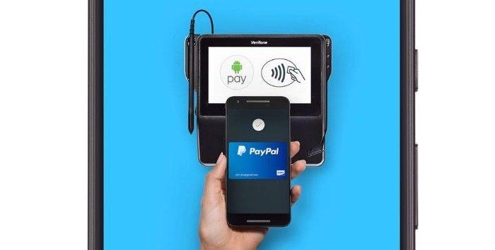 paypal como metodo de pago en google pay