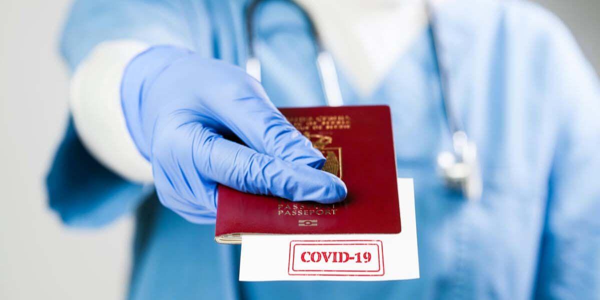 pedir pasaporte covid espana internet