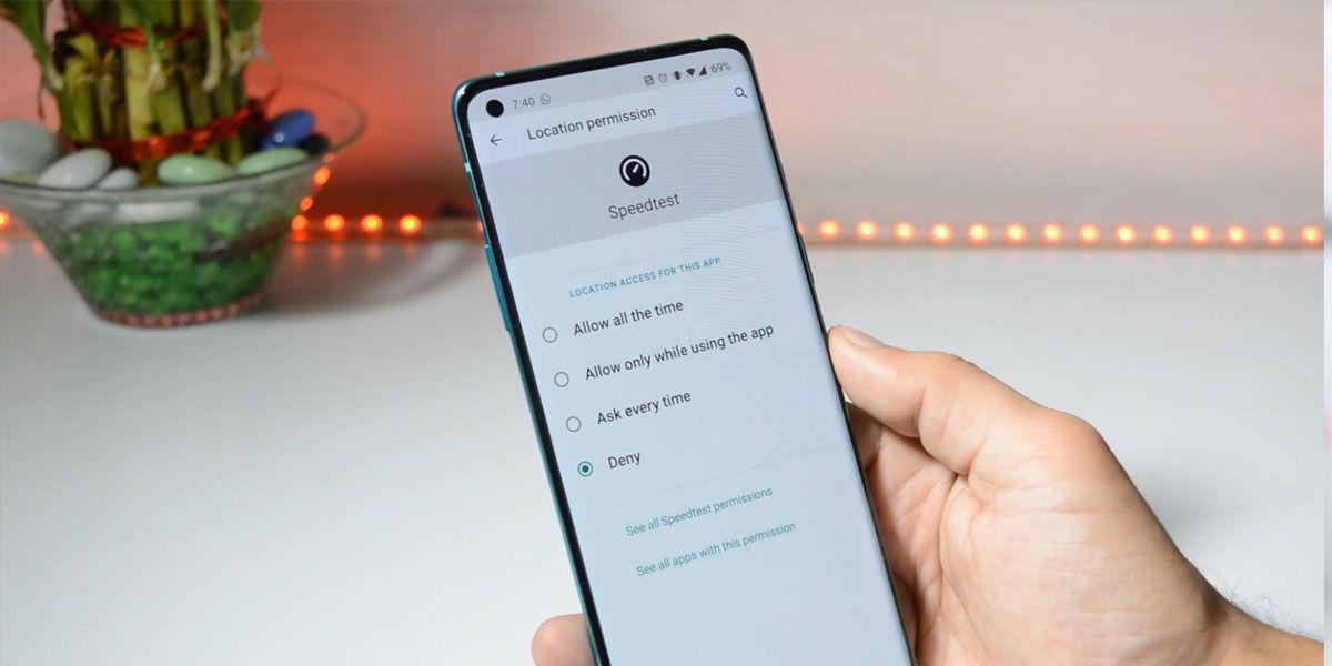 permisos caducados android 11