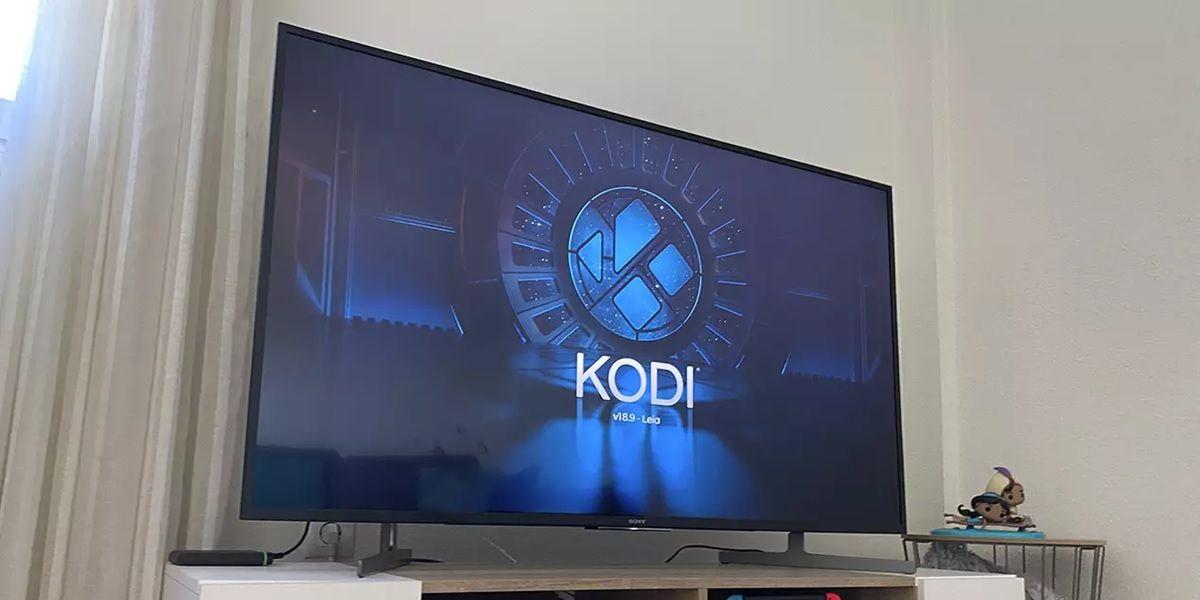personalizar kodi android tv