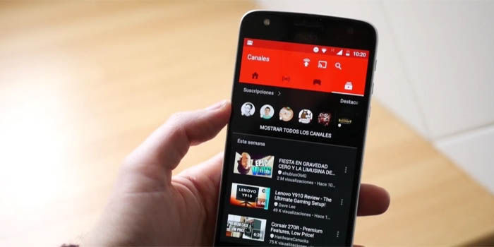 personalizar tu canal de Youtube