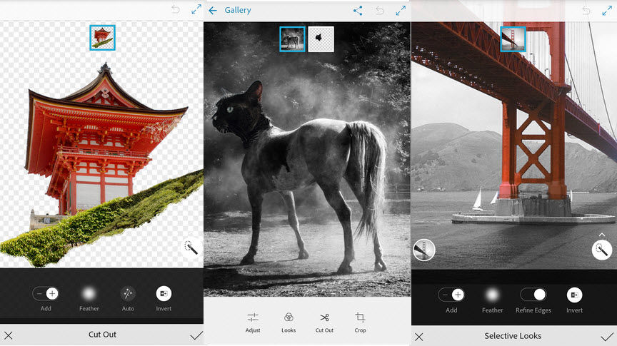 photoshop para tablet android