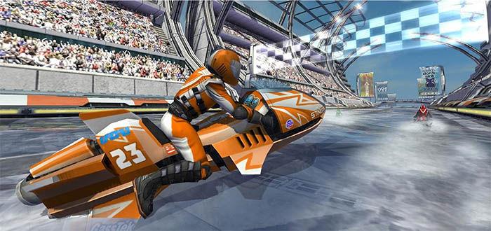 piloto de Riptide GP2
