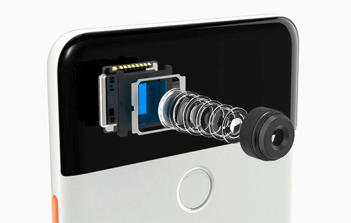 Pixel 2 XL camara