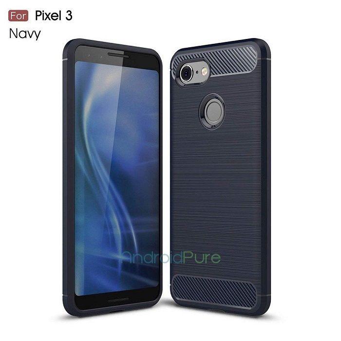 pixel 3 diseño