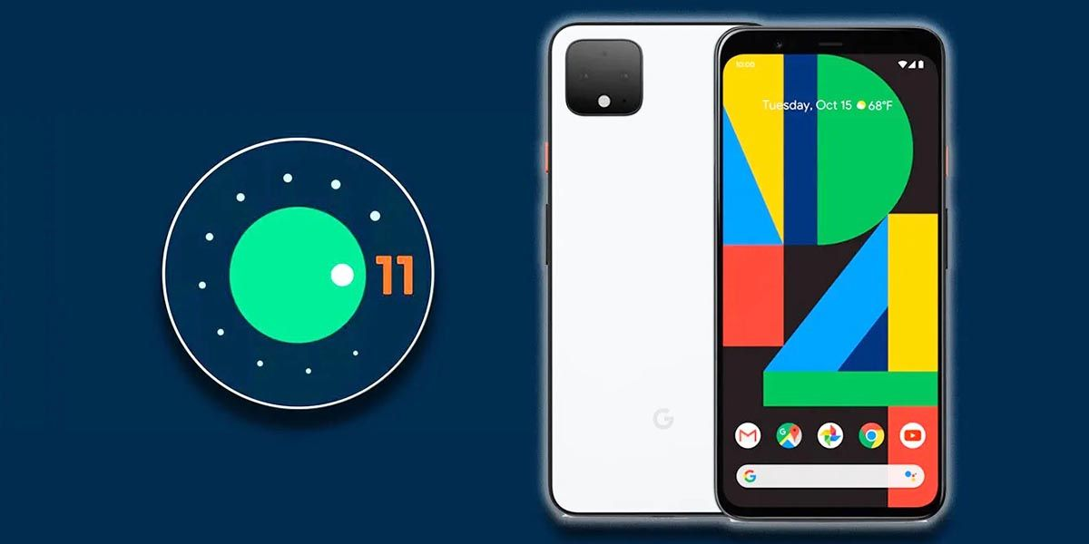 pixel 4 android 11