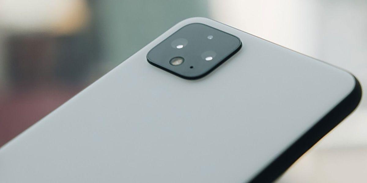 pixel 4 camara