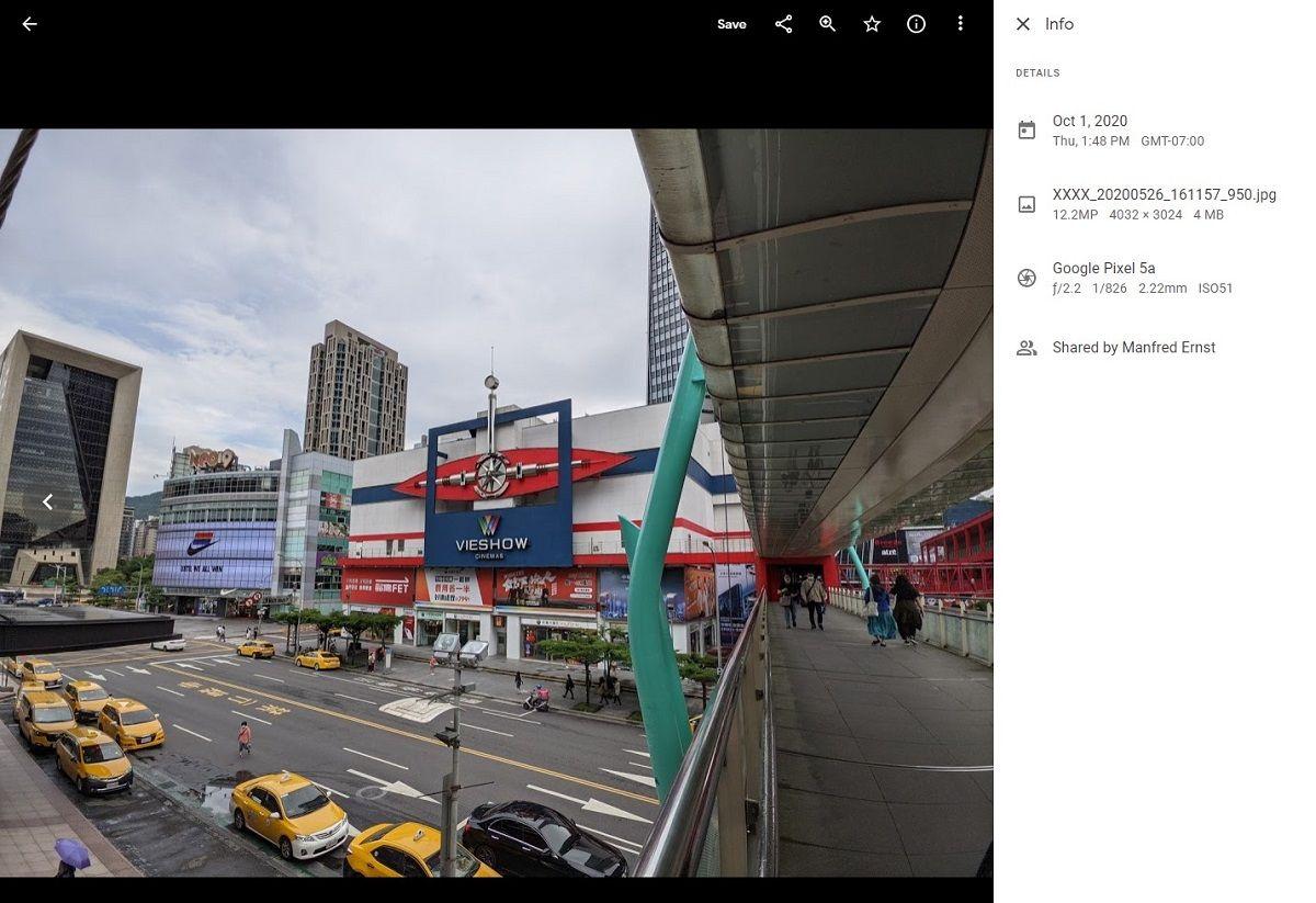 pixel 5a camara
