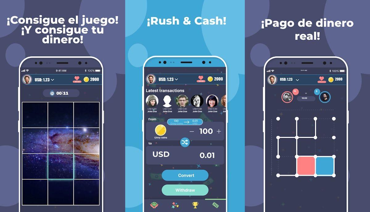 play & earn juego