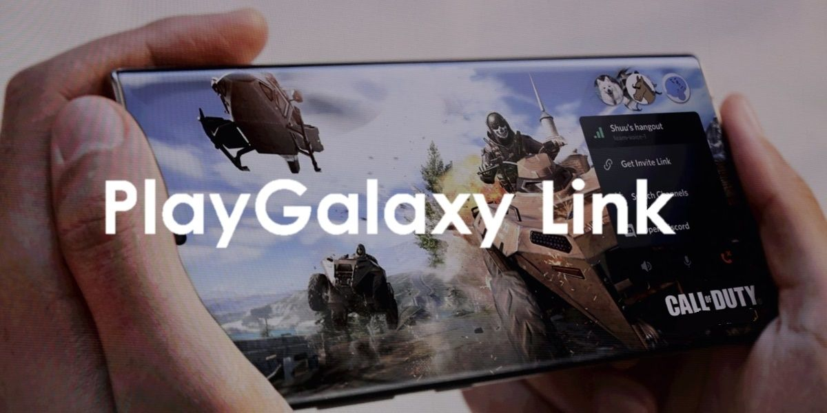 play galaxy link samsung