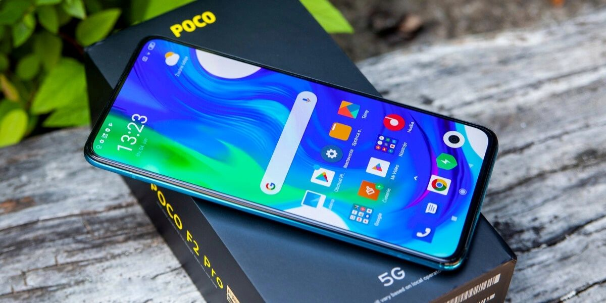 poco f2 pro chollo amazon