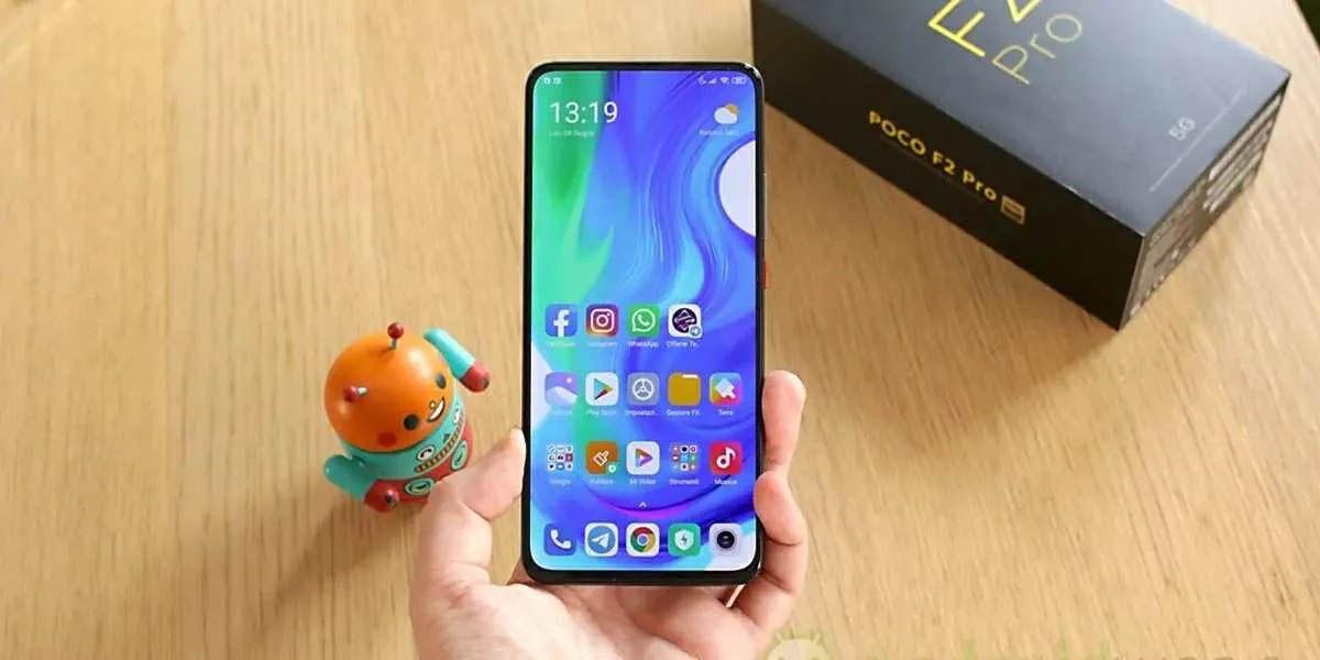 poco f2 pro móvil todoterreno