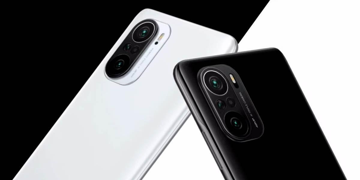 poco f3 cámaras