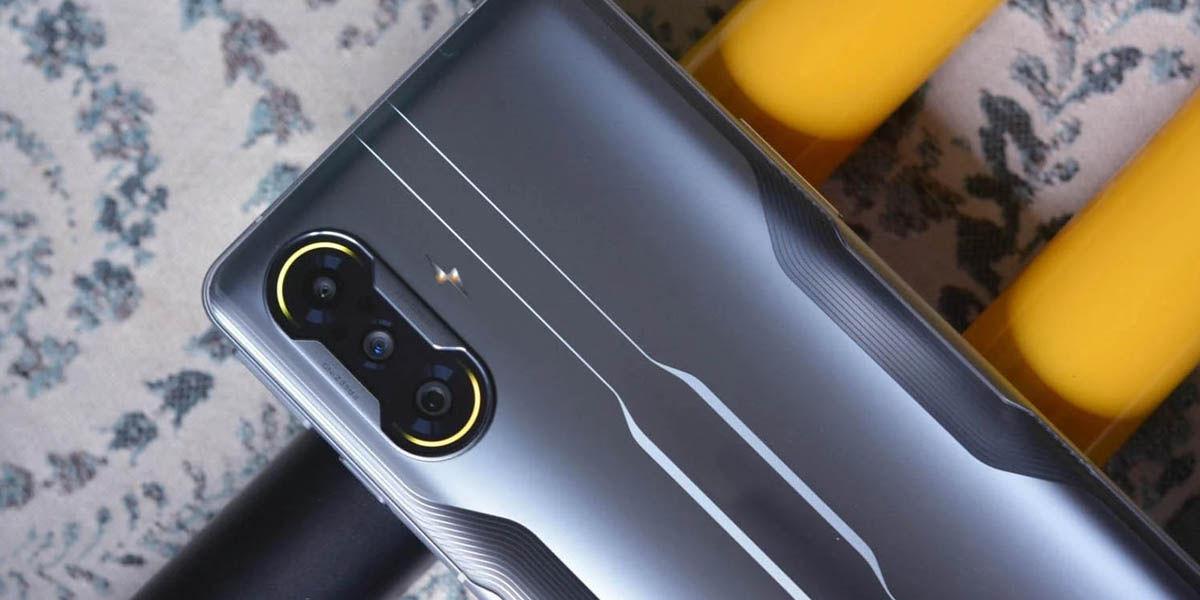 poco f3 gt cámaras