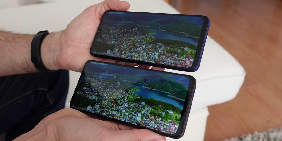 poco m3 pro vs poco m3 pantalla