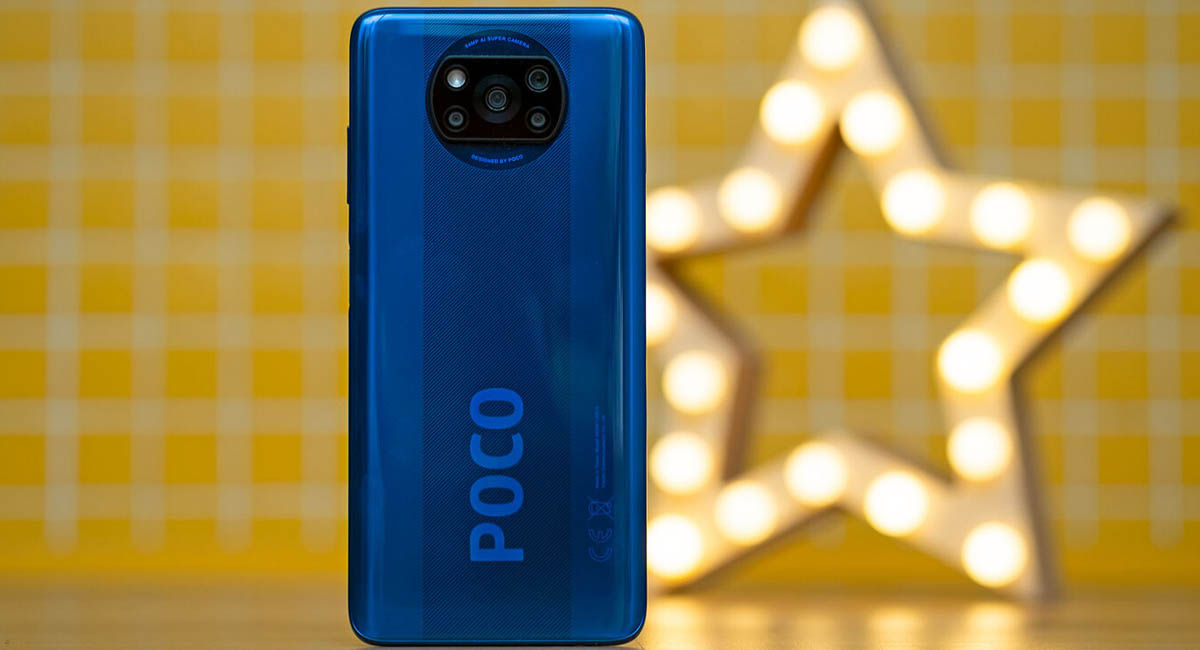 poco x3 nfc mejor móvil asequible android