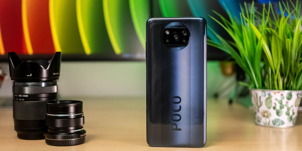 poco x3 nfc mejor móvil regalo enamorados 200 euros
