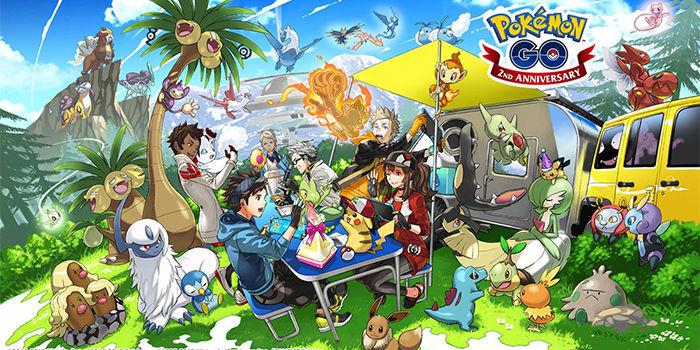 pokemon go 4a generacion