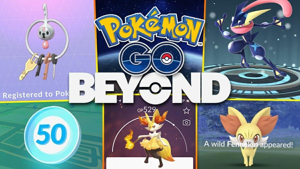 pokemon go beyond detalles