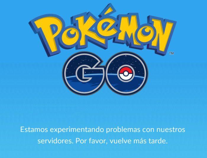 pokemon go caido