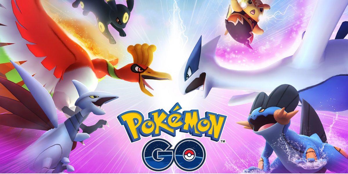 pokemon go criaturas