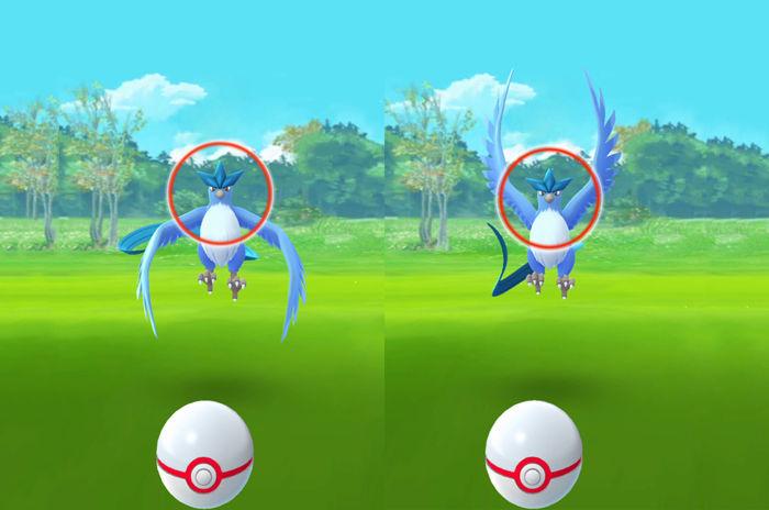 pokemon go lanzamientos