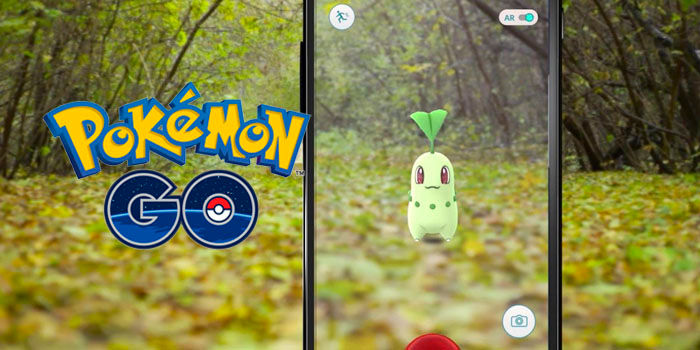 Pokémon GO tercera generación en Halloween