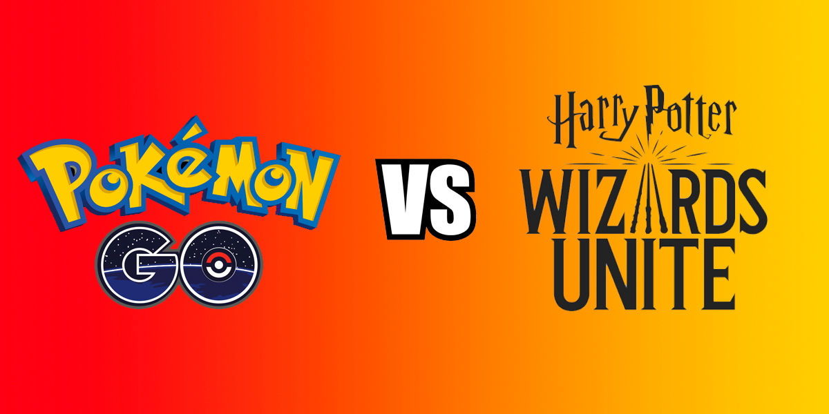 pokemon go versus harry potter