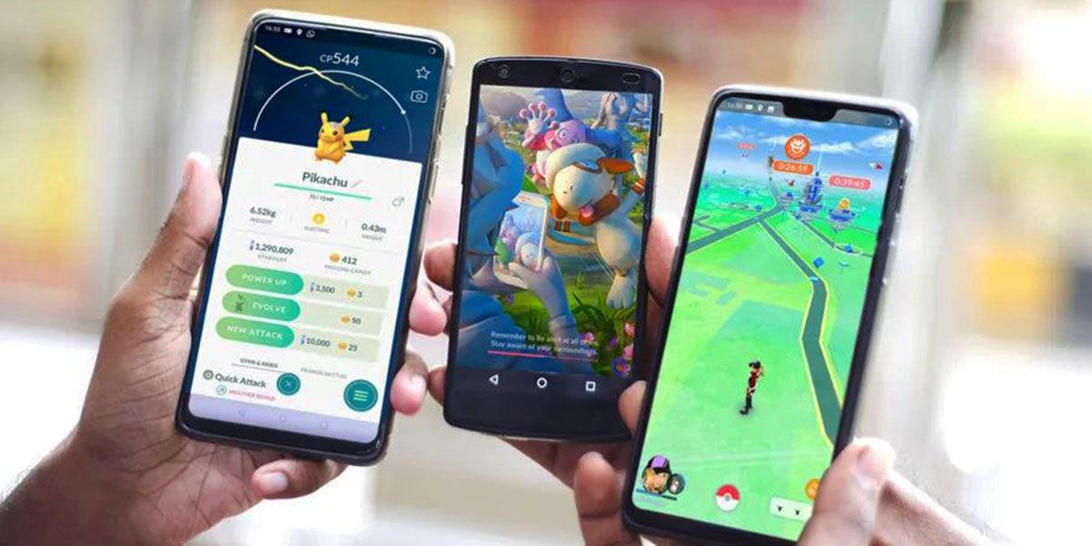 pokemon nuevo juego android